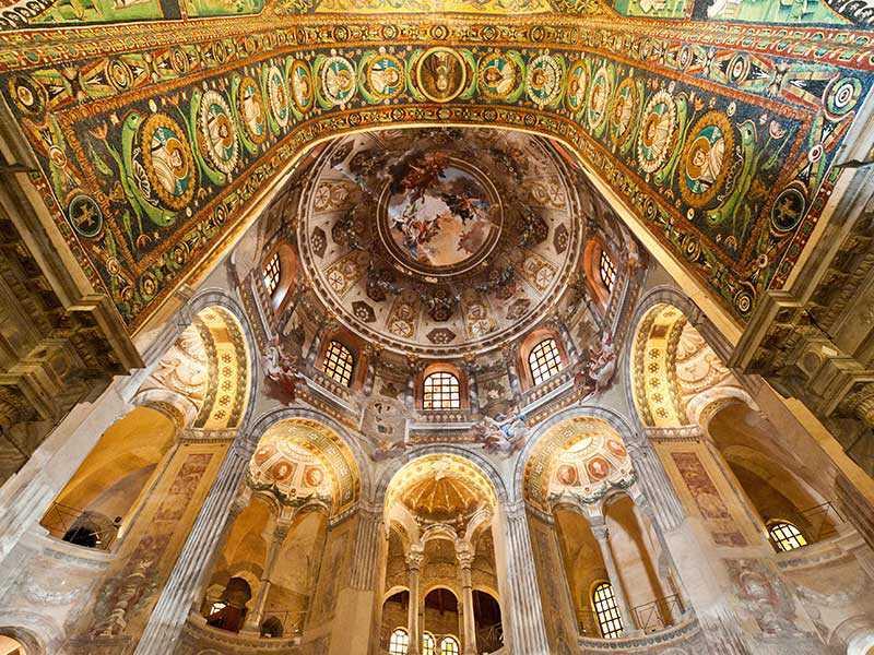 церковь святого виталия в равенне