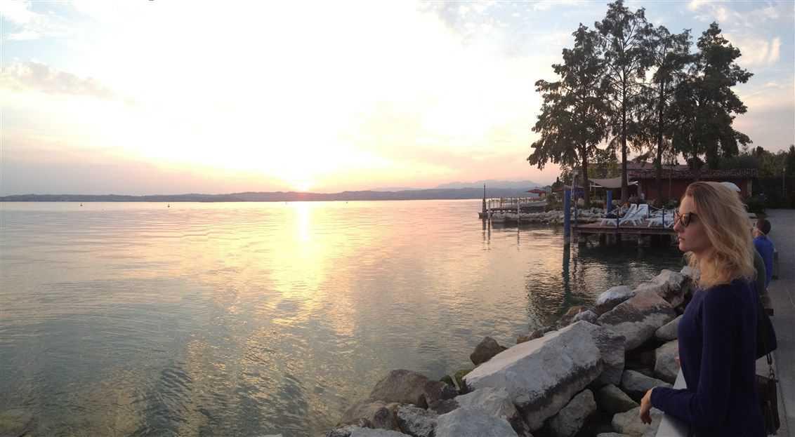 озеро гарда или как русской живется в Италии