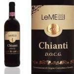Вино Кьянти является одним из самых известных итальянских вин