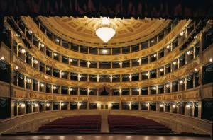 Театр Данте Алигиери в Равенне