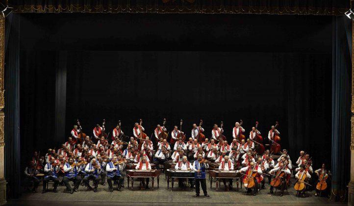RAVENNA 22/10/2016. RAVENNA FESTIVAL — I 100 VIOLINI ZIGANIBudapest Gypsy Symphony Orchestra