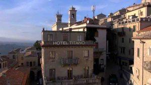 Отель Титано