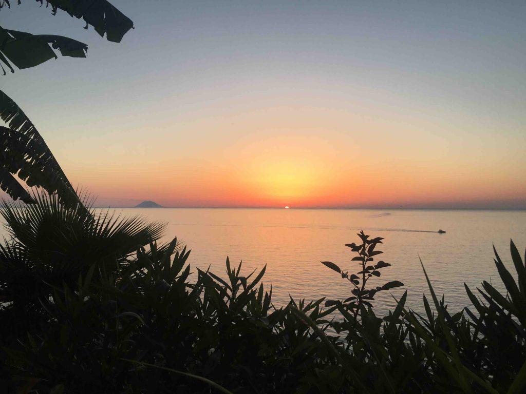 Закаты в Тропеа