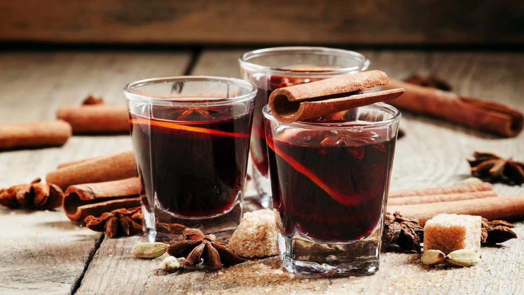 вино «вин бруле»