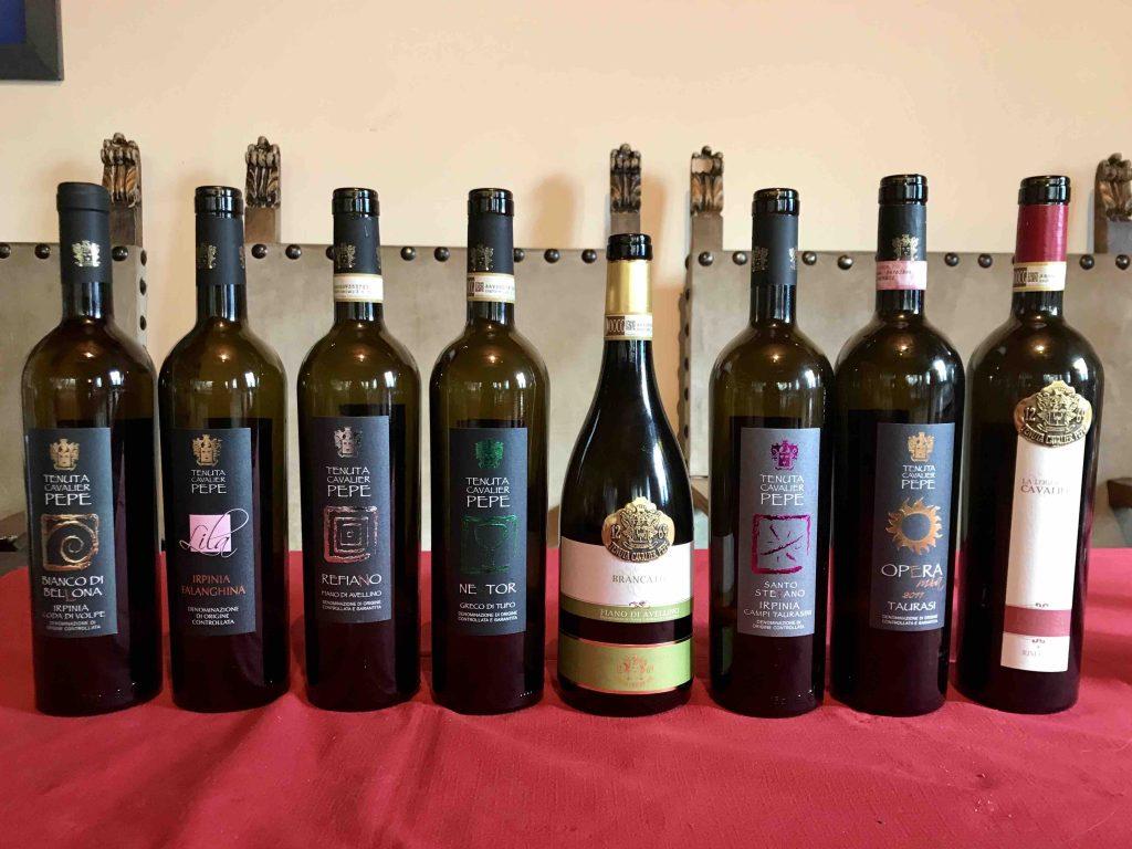 Лучшие вина Тенута Пепе