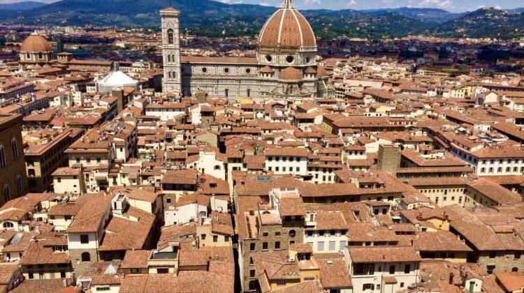 Флоренция – красота из глубины веков