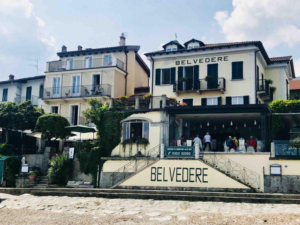 Ресторан Бельведере