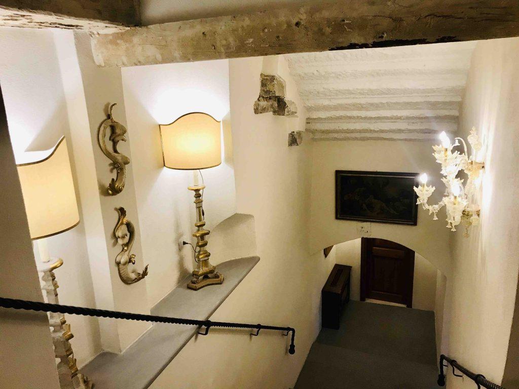 Отель Монастеро в Кортоне